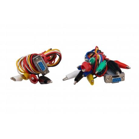 MS0106 - Комплект діагностичних кабелів для тестера MS013 COM - 1