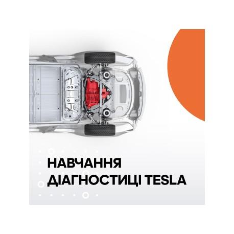 Обучение диагностике Tesla - 1