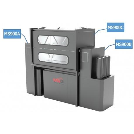 MS900 – Стенд для промивки сажових фільтрів - 1